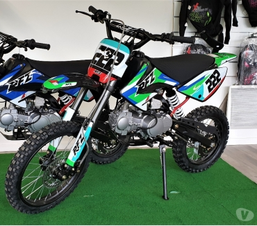 Photos Vivastreet Moto cross Apollo 140 RFZ 1714 Grandes roues