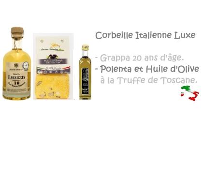 Photos Vivastreet Corbeille Italienne Luxe - 3 Elèments