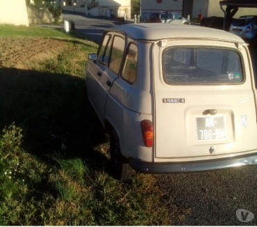 Photos Vivastreet renault 4L colllection