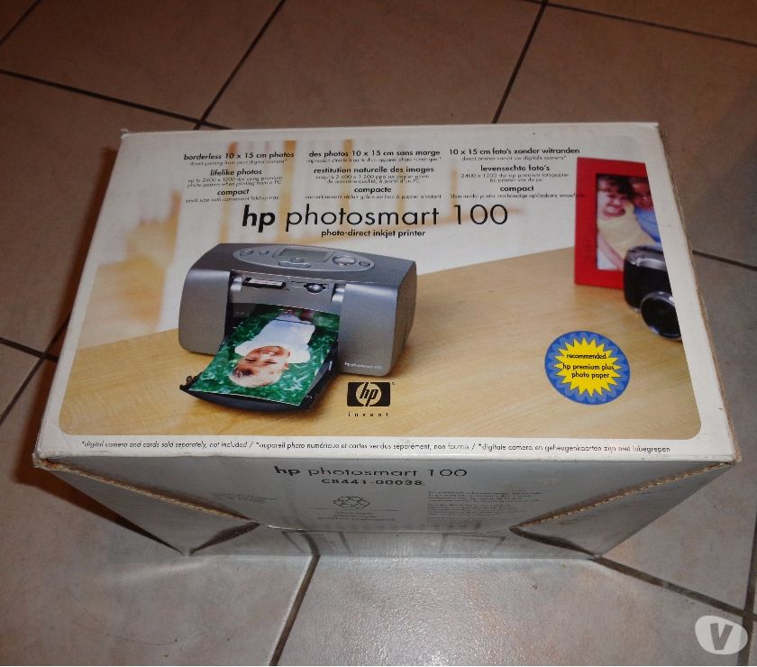 Photos Vivastreet Imprimante hp photosmart 100