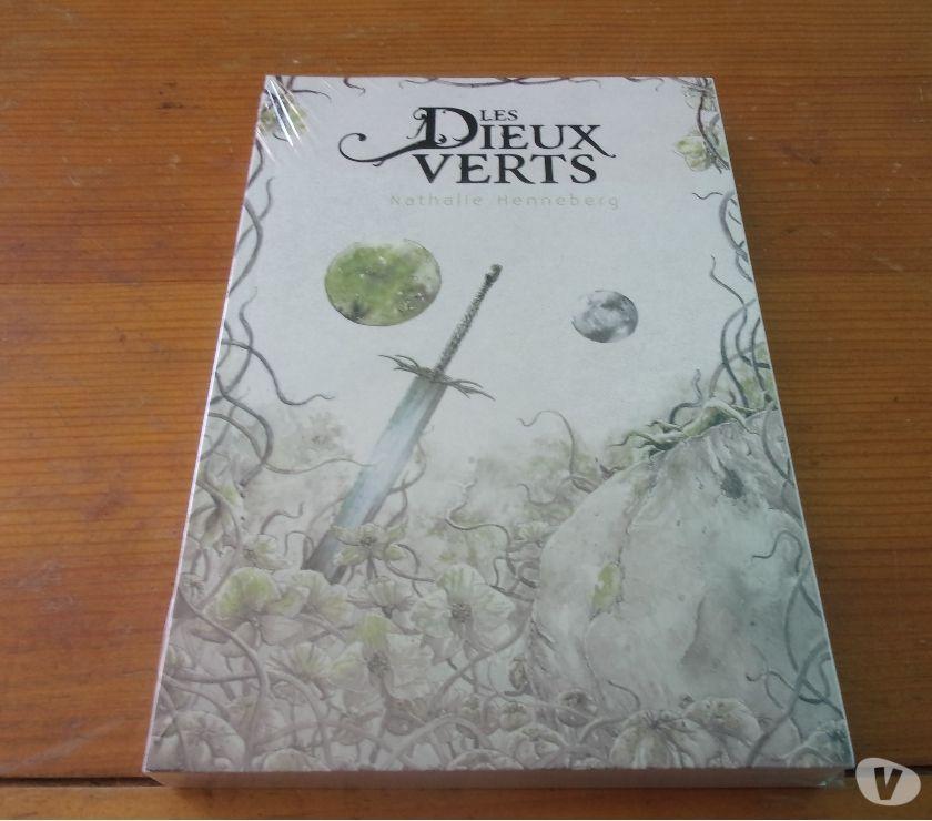 Photos Vivastreet Livre Les Dieux verts (Neuf)
