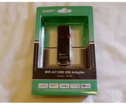 Photos Vivastreet Dongle WiFi 802.11ac neuf Aukey WF-R6
