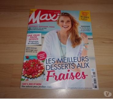 Photos Vivastreet Magazine Maxi Mag N° 1753 (Neuf)