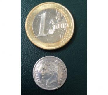 Photos Vivastreet Monnaie 20 CENT Napoléon III 1867