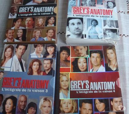 Photos Vivastreet Dvd saisons greys anatomy