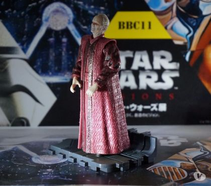 Photos Vivastreet figurine star wars palpatine transformation sith