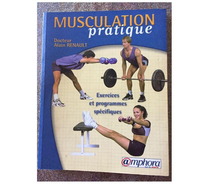 Photos Vivastreet Livre d'exercices de musculation