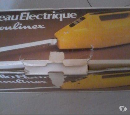 Photos Vivastreet Couteau électrique marque moulinex