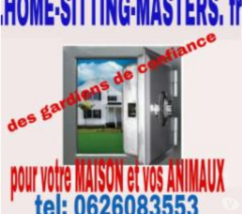 Photos Vivastreet http:www.HOME-SITTING-MASTERS.fr