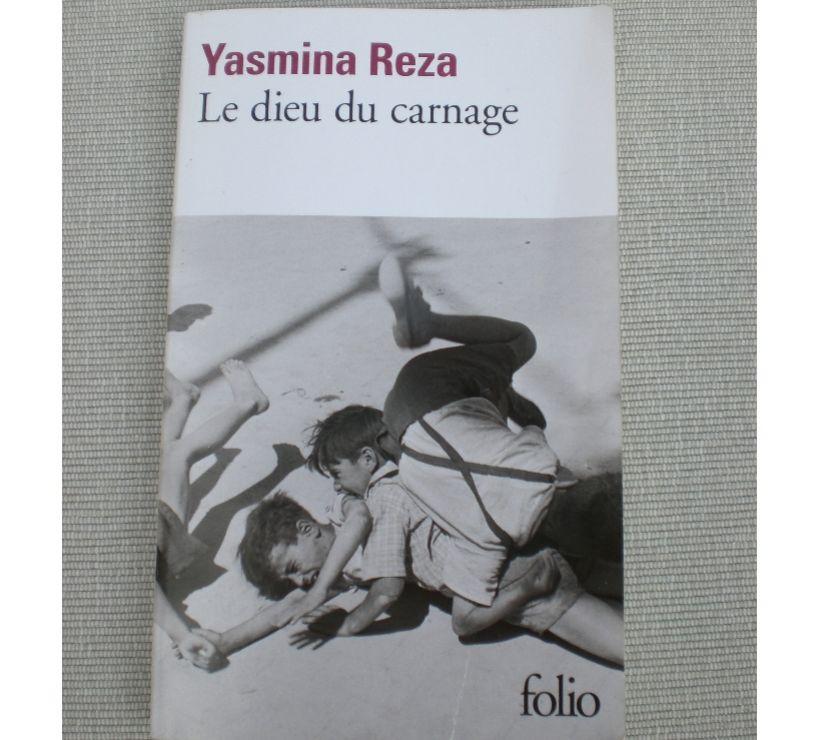 """Photos Vivastreet Livre """"Le dieu du carnage"""""""