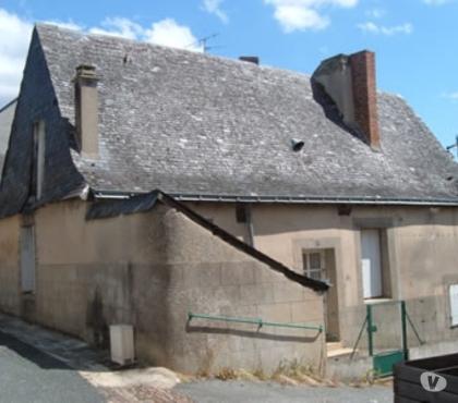 Photos Vivastreet Proche Nantes, Rennes, Angers : Maison louée contre travaux
