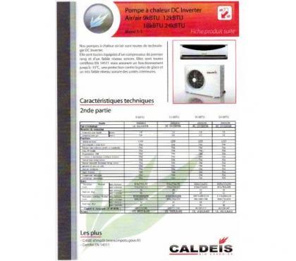 Photos Vivastreet climatiseur 7900 watts inverter moteur sanyo neuf