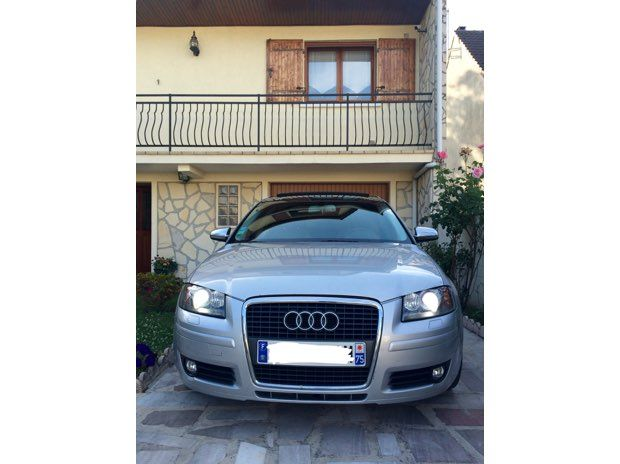 audi a3 sportback 2 0l tdi 170 s tronic full livry gargan 93190 voiture occasion pas cher. Black Bedroom Furniture Sets. Home Design Ideas