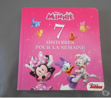 Photos Vivastreet Livre disney 7 histoires de Minnie