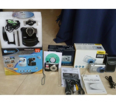 Photos Vivastreet caméra, projecteur, décodeur, lecteurs DVD....,