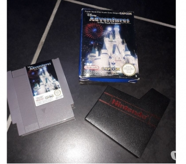 Photos Vivastreet JEU NES , DISNEY AVENTURES IN THE MAGIE KINGDOM