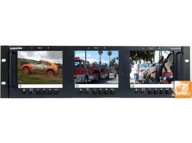 "Photos Vivastreet BANDEAU 5 MONITEURS LCD ALBIRAL 6""5"