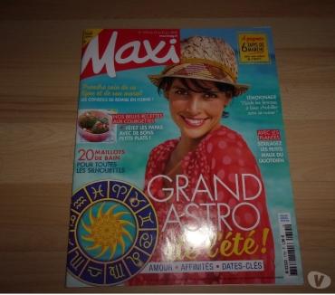 Photos Vivastreet Magazine Maxi Mag N° 1755 (Neuf)