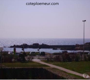 Photos Vivastreet T2 : Très belle vue sur l'Océan à 50 m de la plage Le Courég