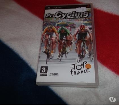 Photos Vivastreet psp pro cycling 2008 - tour de france