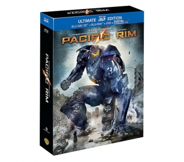 Photos Vivastreet FILMS {PACIFIC RIM} DVD BLU RAY 3D EXCELLENT ETAT.