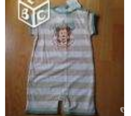 Photos Vivastreet Barboteuse short garçon Disney baby