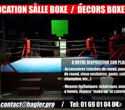 Photos Vivastreet STUDIO DECORS BOXE POUR VOS SHOOTING, TOURNAGES, PUB…
