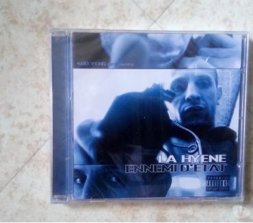 Photos Vivastreet La hyène - Ennemi d'état - cd rap francais