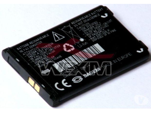 Photos Vivastreet 2 batteries téléphone portable SAGEM MY-V55