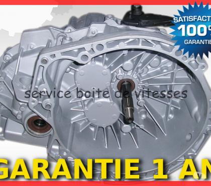 Photos Vivastreet Boite de vitesses Renault Megane II 2.0 DCI Sport BV6