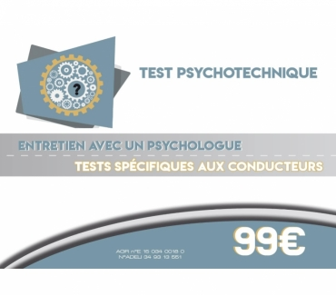 Photos Vivastreet TESTS PSYCHOTECHNIQUES BEZIERS