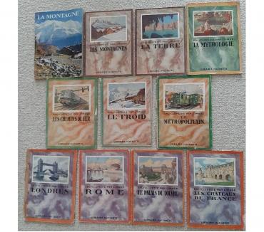Photos Vivastreet 3 livres Encyclopédie par l'image