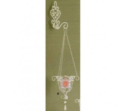 Photos Vivastreet Partylite porte-lampion romantique suspendu déco maison