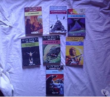 Photos Vivastreet Livres de Poche Policier (San Antonio, Anti-Gang....)