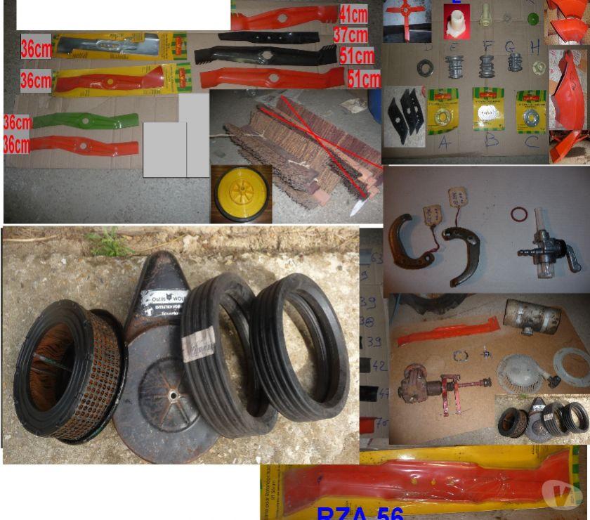 Photos Vivastreet Pièces de tondeuse WOLF RT
