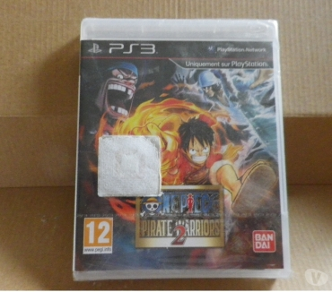 Photos Vivastreet One Peace Pirate Warriors 2 PS3