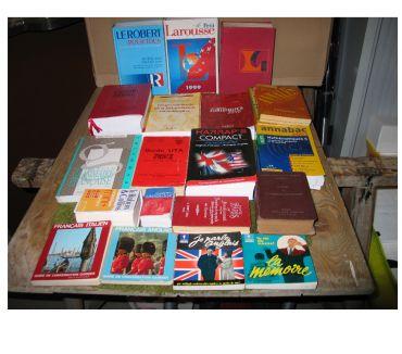 Photos Vivastreet Dictionnaires et annales