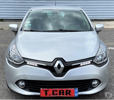 Photos Vivastreet RENAULT CLIO 4 1.5 DCI 90 CH BUSINESS ENERGY EDC E6