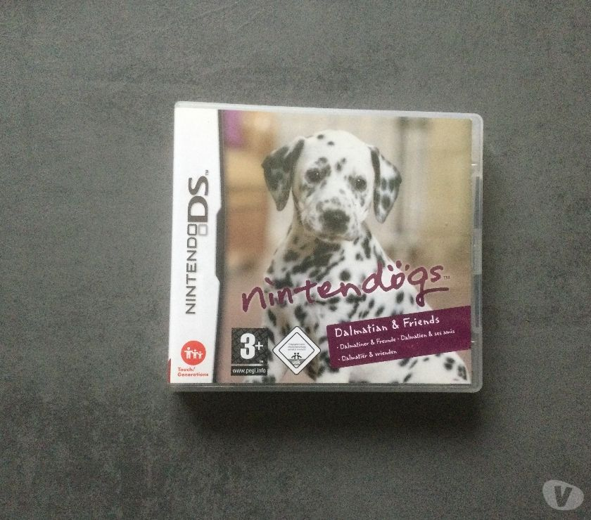 Photos Vivastreet NINTENDOGS 3DS