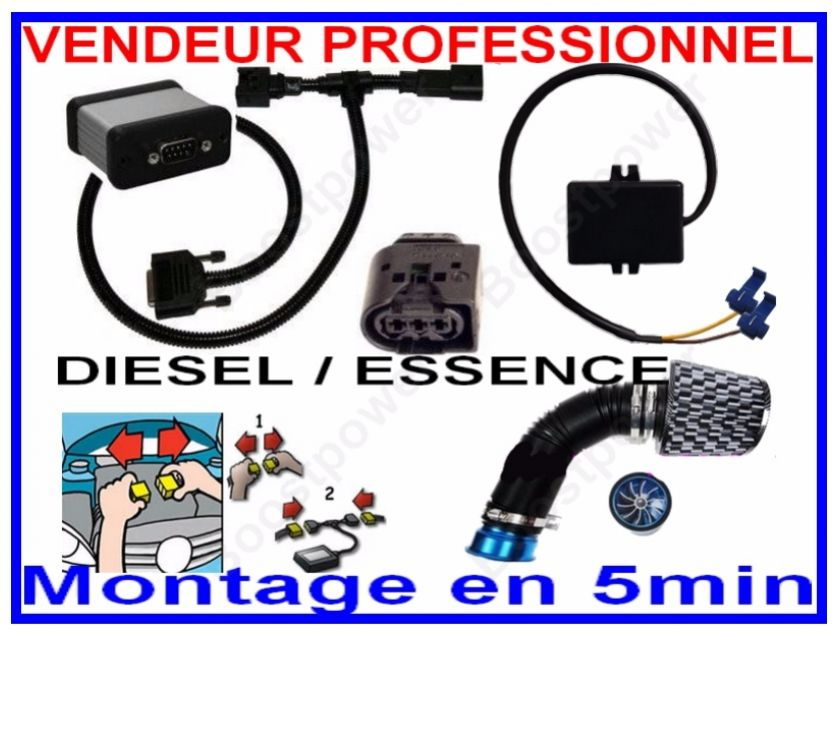 Photos Vivastreet BOITIER ADITIONNEL ELECTRONIQUE PUISSANCE PUCE POWER SYSTEM