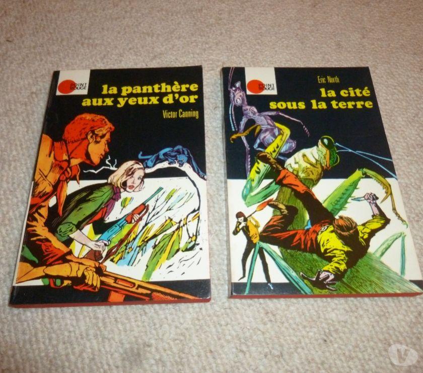 Livres occasion Val-de-Marne Le Kremlin Bicetre - 94270 - Photos Vivastreet 2 livres de poche Point rouge