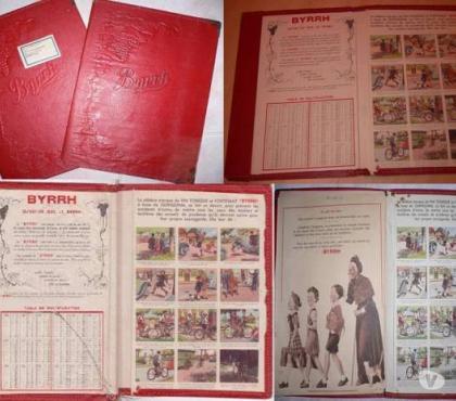 Photos Vivastreet Protege-cahiers publicitaires anciens byrrh
