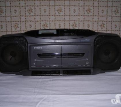 Photos Vivastreet GHETTO BLASTER PHILIPS AW7304