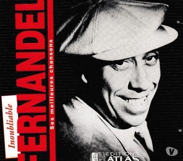 Photos Vivastreet CD Inoubliable Fernandel - Ses Meilleures Chansons