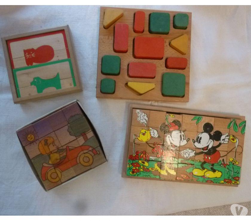 Photos Vivastreet Jeux de cubes et puzzles en bois