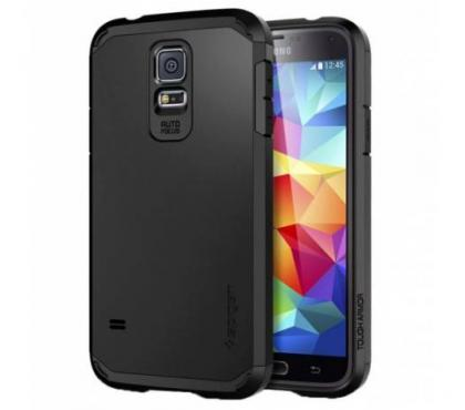 Photos Vivastreet Coque etui design SPIGEN antichoc SAMSUNG Galaxy s5