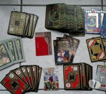 Photos Vivastreet Lot de carte de dragon ball différentes collection
