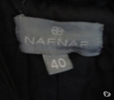 Photos Vivastreet MANTEAU NAFNAF t40