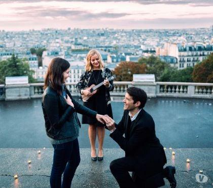 Photos Vivastreet Demande en mariage à Paris