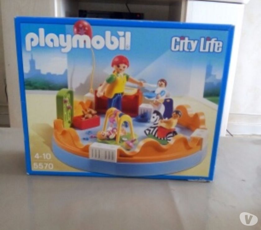 Photos Vivastreet CRECHE PLAYMOBIL